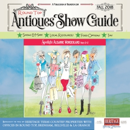 FALL 2018 Antiques Show Guide
